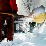 Read about safe shoveling here.