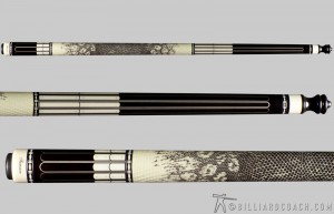 My Samsara Pool Cue
